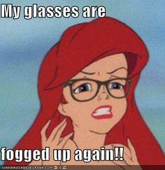 Image result for meme foggy glasses