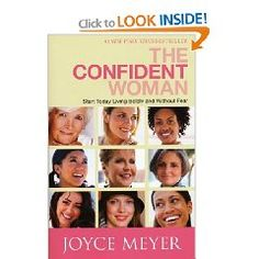 Joyce Meyer. By far one of the greatest books I've read.