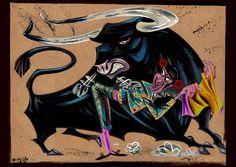 Bullfighter by *Pocketowl on deviantART