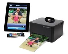 The Wireless Photo Printer for Smartphone |Gadgetsin
