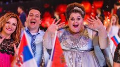 ESC Eurovision 2015 Team Serbia