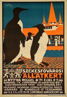 helyi turista: Régi állatkerti plakátok