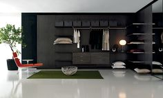 The Walk-in Wardrobe Collection - ARAN Italian Kitchens Walk In Wardrobe, Walk In Closet, Wardrobe Systems, Closet System, Dressing Room, Entryway, Kitchen Cabinets, Bedroom, House