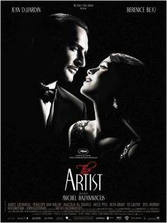 O Artista, q realmente tem cenas lindas e inspiradoras.