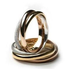 Cartier Infinity Love Ring Russian Wedding Ring by Amallias 32500