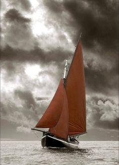 Wallpaper of Boat and yacht sailing at ocean sea Old Sailing Ships, Buy A Boat, Boat Art, Boat Painting, Sail Away, Wooden Boats, Tall Ships, Fishing Boats, Color Splash