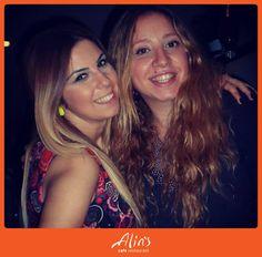 Yapılan araştırmalara göre hafta sonu arkadaşlar ile eğlenen Alins müdavimleri yeni haftaya enerjiyle başlıyormuş :)