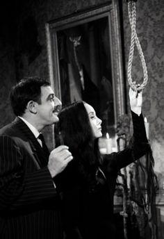 The Addams Family TV series) The Addams Family Cast, Addams Family Tv Show, Family Tv Series, Original Addams Family, Gomez And Morticia, Morticia Addams, Los Addams, Charles Addams, Carolyn Jones