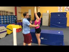 """A Gymnast's """"Shoulder Flexibility"""" Is Much More Than Just The Shoulder  http://swingbig.org/taking-the-pressure-off-the-low-back/"""