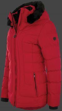 Wellensteyn Belvitesse Medium Polyairlite Red Canada Goose Jackets Winter Jackets Jackets