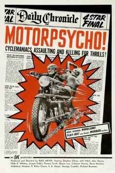 Motor psycho • Russ Meyer