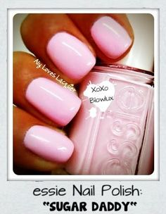 "Essie Polish ""Sugar Daddy""...love the name lol and love the brand!!!"