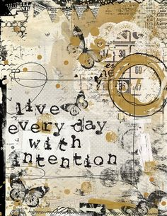 Captivated Visions - live every day with intention