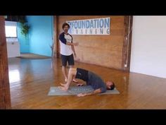 Foundation Training: Dr. Eric Goodman and certified instructor Johnny Gannon share 4 moves - YouTube