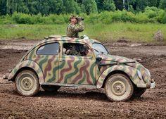 KdF-Wagen Kommandeurwagen