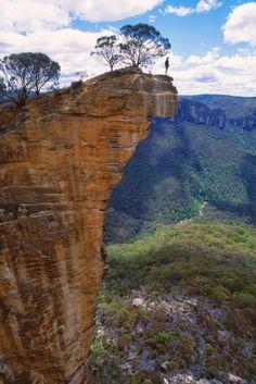 The Blue Mountains - New South Wales, Australia Australia Photos, Australia Travel, Sydney Australia, Wonderful Places, Beautiful Places, Amazing Places, The Places Youll Go, Places To See, Blue Mountains Australia