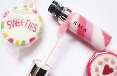 RMK Drop Gloss Lip Gloss in Rose - Vintage Sweets Collection S/S15