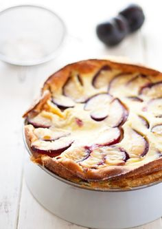 Plum clafoutis: http://www.stylemepretty.com/living/2015/12/24/santa-approved-recipes-for-christmas-morning/