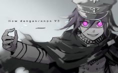 Kokichi Oma | © to http://touch.pixiv.net/member.php?id=77012