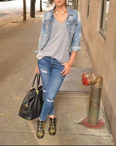 mlle.be #nyc #ootd
