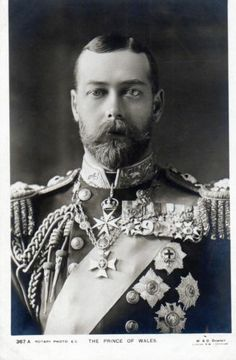 H.R.H.THE PRINCE OF WALES (LATER KING GEORGE V)