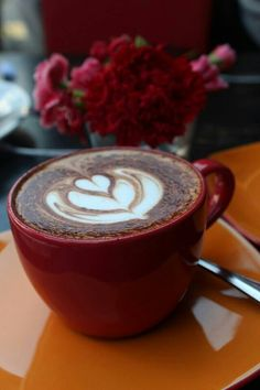 <3 Coffee art (1) From: uploaded by user, no url