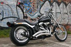 2015 Harley-Davidson Softail Standard 1690 (FXST)