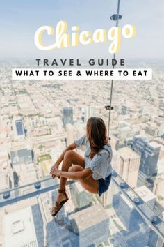Chicago Travel Guide | What to Do & Where to Eat in Chicago | Dana Berez. Visiting Chicago anytime soon? I created this fun Chicago Travel Guide complete with where to stay in Chicago and what to do in Chicago! This Chicago Travel Guide is perfect for first time visitors or trendy travelers looking for something new to do in the Windy City! Also included hip spots to grab food and drinks! A Dana Berez Travel Guide #chicago #travel #Chicagotravelguide