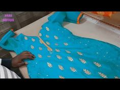 Half Lining Suit Stitching With Tips Asian Clothes, Simple Way, Kurti, Stitching, Make It Yourself, Sewing, Tips, Youtube, Easy