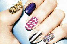 Cinco ideas de manicure al alcance de todas presume unas uñas súper originales y divertidas
