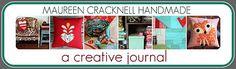 Maureen Cracknell Handmade:  lots of inspiration
