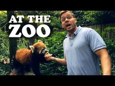 Dad takes the family to the Pittsburgh Zoo & PPG Aquarium!
