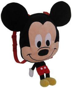 Disney - Doudou - Sac-à-Dos - Mickey