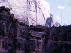 Zion National Park, United States, Utah - 1967  - Home Movie Clips