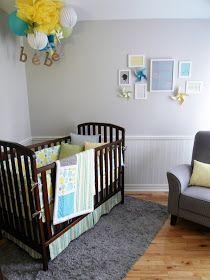6th Street Design School   Kirsten Krason Interiors : Feature Friday: Mavi's Nursery