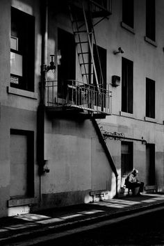 """A photo from """"Tenderloin USA,"""" a 50-page photo magazine by Travis Jensen and Brad Evans that examines one of the city's grittiest neighborho..."""