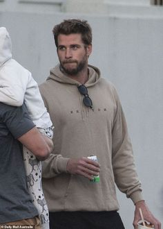 Liam Hemsworth and Miley Cyrus split EXCLUSIVE: Actor speaks about breakup | Daily Mail Online
