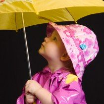 april showers bring may flowers - love the umbrella as a prop! @jcpenney