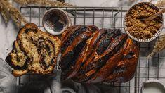 Babka. Tradiční židovské pečivo, které si nyní můžete dopřát doma i vy! Je plné čokolády, voňavé vanilky a krásně nakynuté.