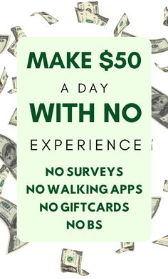 Make $50 a day with no experience needed online. No surveys or apps. Just real money paid to your bank account every month from Amazon by creating intellectual property for cheap and then selling it for profit online.   #easyjobs #sidehustle #moneyonline #workfromhome #mombusiness #momjobs #makemoney #extracash #noexperience