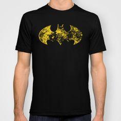 Batman Tee by WaXaVeJu $22.00