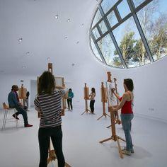 Drawing Studio - Interior