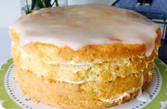 Food N, Vanilla Cake, Cooking Recipes, Treats, Tortillas, Cakes, Sweet Like Candy, Mince Pies, Goodies