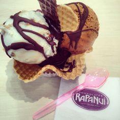El mejor helado de la Patagonia