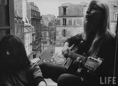 Um rolê pela boemia estudantil na Paris dos anos 60 - IdeaFixa
