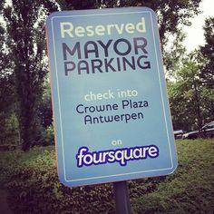 Online Marketing & Social Media Strategy for Crowne Plaza Antwerpen