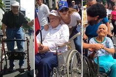 ¡NO HAY EXCUSAS! Abuelos de edad avanzada y silla de ruedas asistieron a la Toma de Venezuela - http://www.notiexpresscolor.com/2016/10/26/no-hay-excusas-abuelos-de-edad-avanzada-y-silla-de-ruedas-asistieron-a-la-toma-de-venezuela/