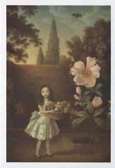 Papierdier - Stephen Mackey - An insatiable flower