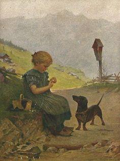 Vintage Dachshund, Arte Dachshund, Dapple Dachshund, Dachshund Love, Daschund, Otter, Animals For Kids, Animals And Pets, Short Haired Dachshund