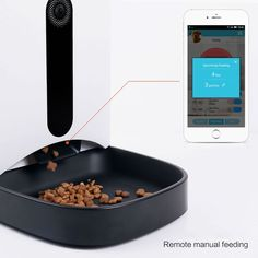 Wi-Fi Smart Pet Feeder Automatic App Pet Feeder Remote Control